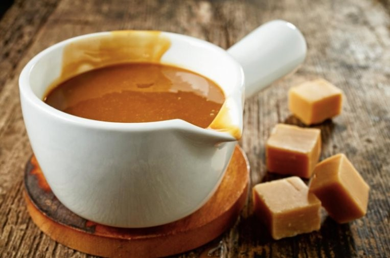 Rychlé domácí máslové karamely připravené za pár minut recept