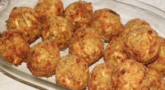 Křupavé cuketové kuličky s česnekem hotové za 30 minut recept