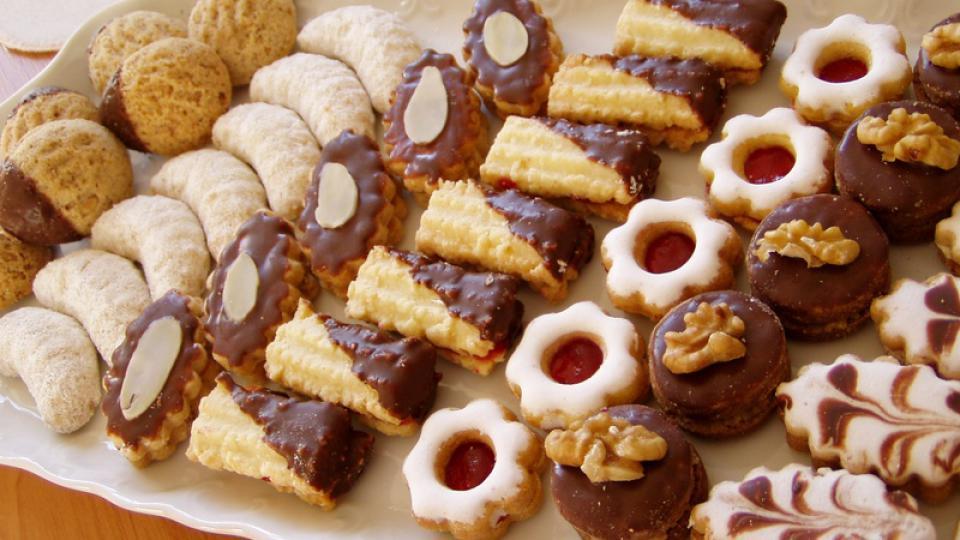 Vánoční cukroví podle osvědčených rodinných receptů Petra Stupky