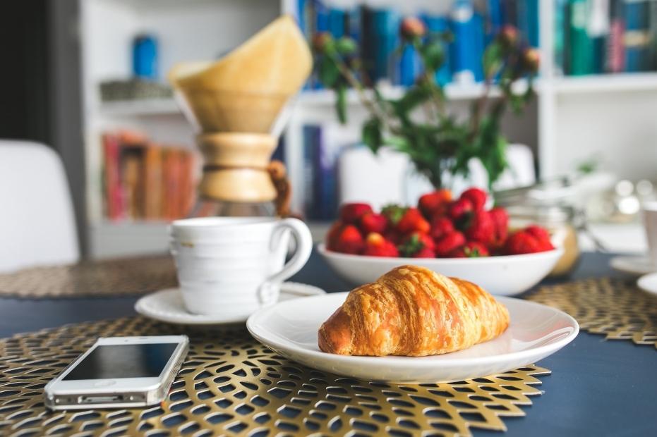 Svačina vhodná na prázdniny? Slané croissanty jsou skvělý společník na cesty i do přírody!