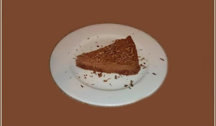 Jak upéct tvarohový čokoládový dort