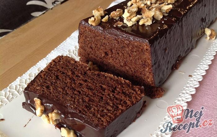 Extra čokoládový chlebíček