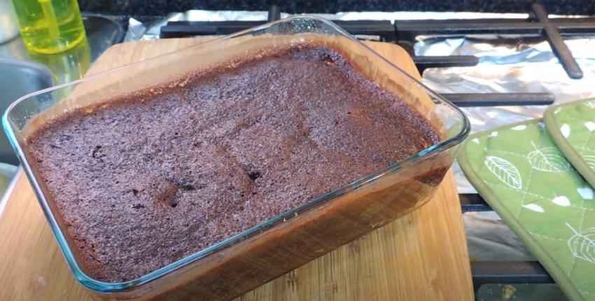 Bleskurychlý čokoládový dort bez vajec a másla vás nadchne