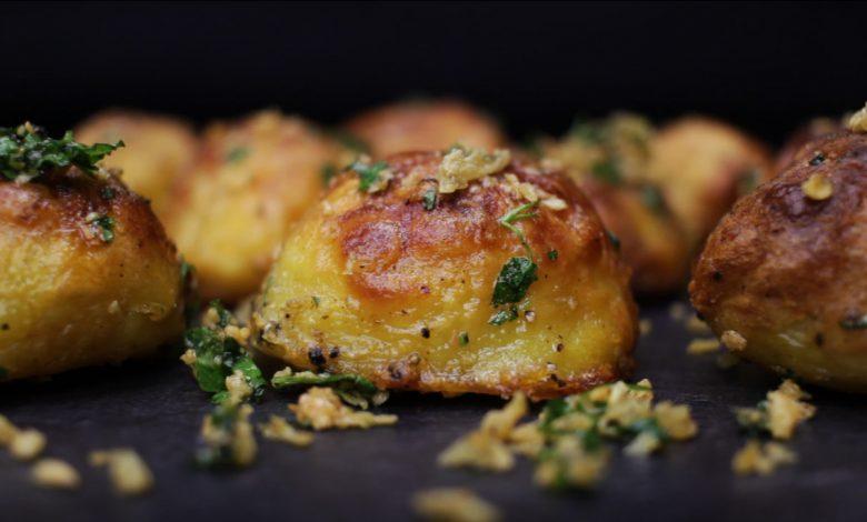 Nejlepší pečené brambory