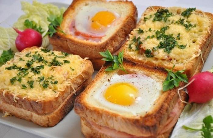7 skvelých receptov na rýchle a jednoduché jedlá z toastového chleba