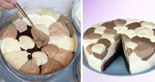 Neskutečně chutný Lžičkový dort s čokoládou: Když připravím tuto dobrotu, na ostatní dezerty se hned zapomene !