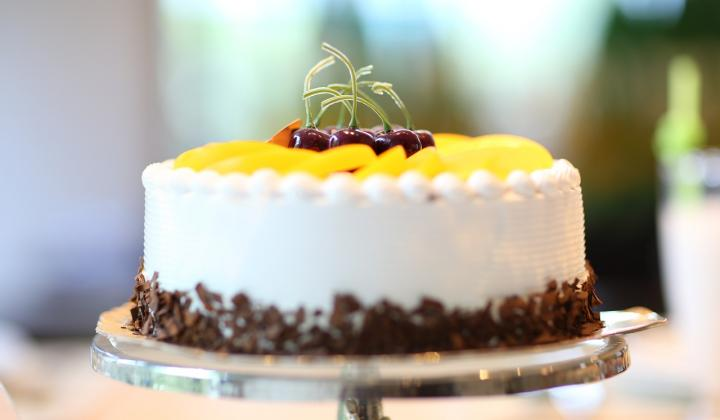 Jak udělat broskvový tvarohový dort | recept