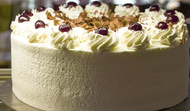 Jak udělat dort malakov