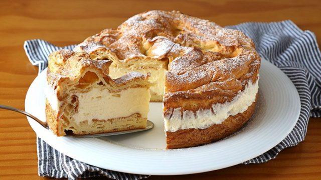 Větrník jako dort: nejlahodnější dezert pod sluncem, lepší nemají ani v cukrárně !
