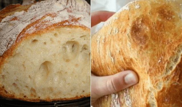 Domácí hrnkový chleba: Jednoduchý, bez hnětení a přesto úžasný!