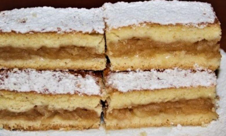 Babiččina klasika – Výborný jablečný koláč