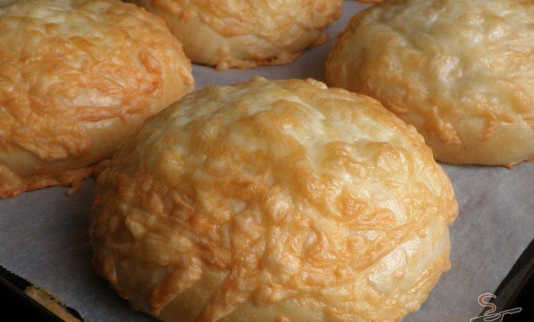 Mega sýrové bulky