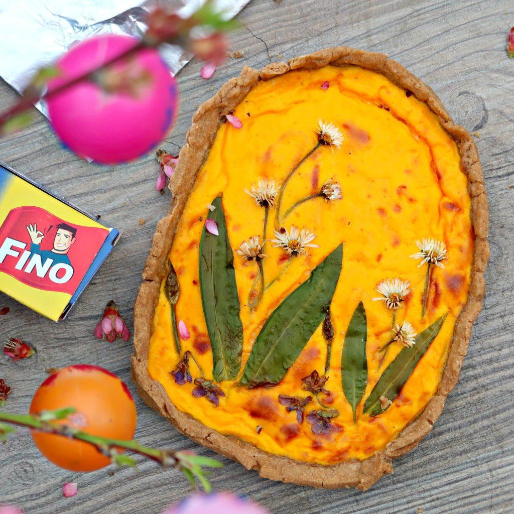 Slaný mrkvový koláč (od 1 roku)