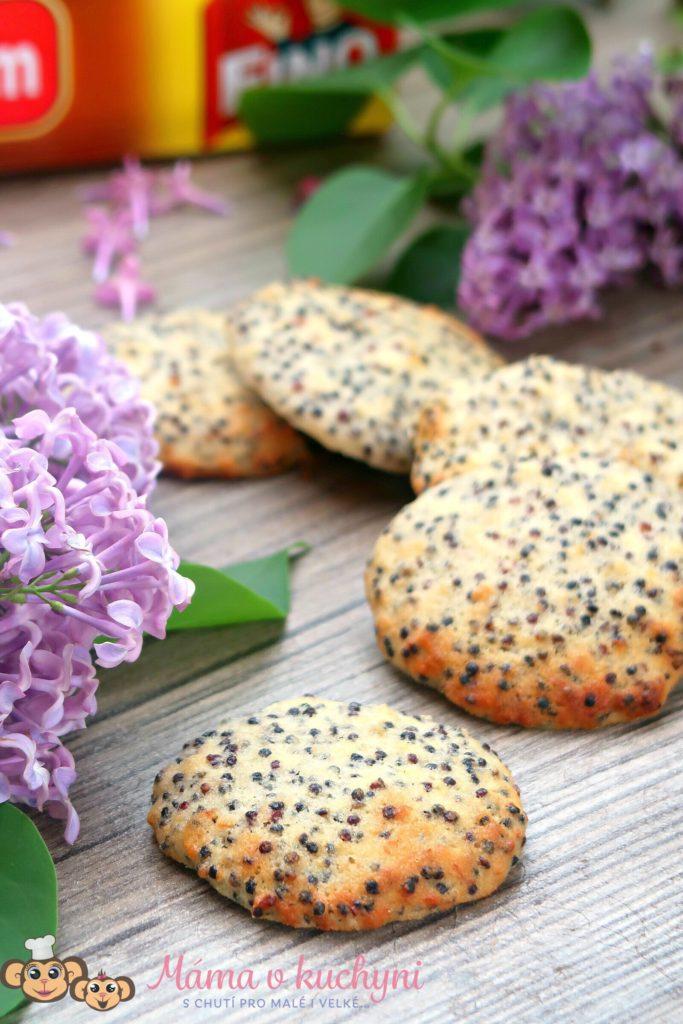 Quinoa sušenky (od 8 měsíců)