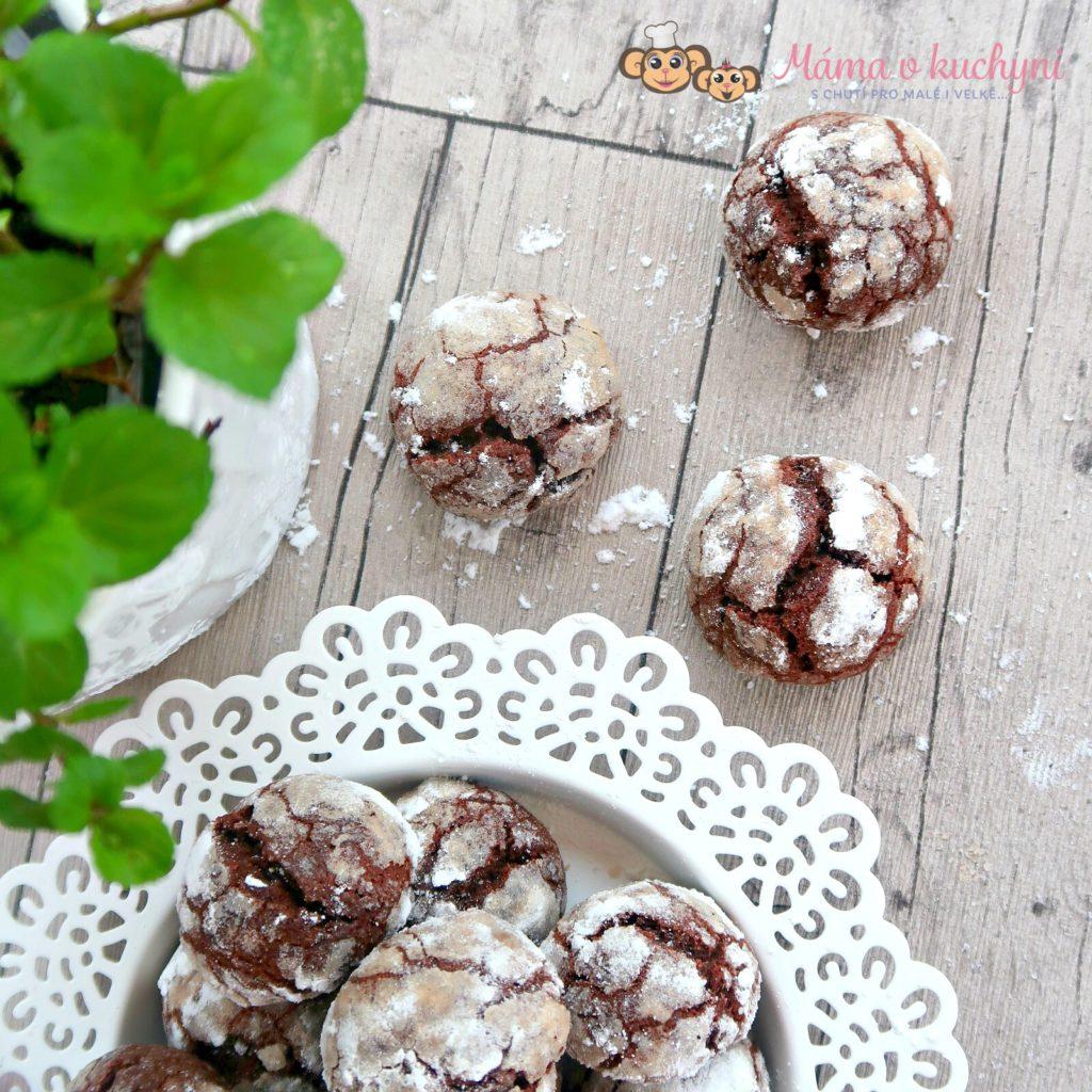Popraskané mandlové sušenky (od 2 – 3 let)