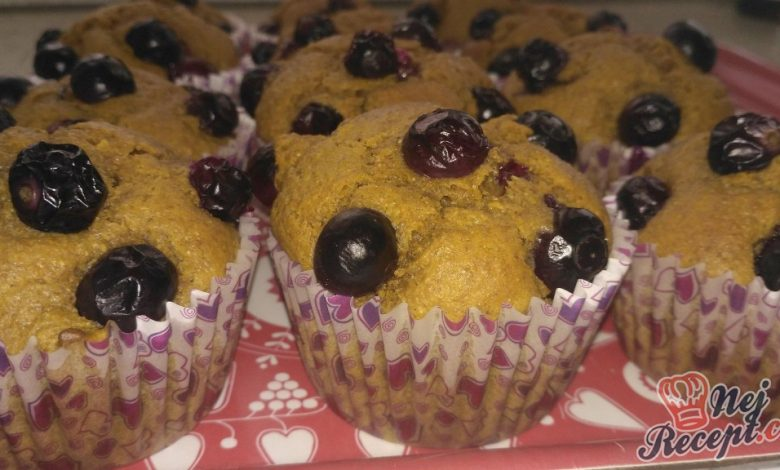 Žitné muffiny