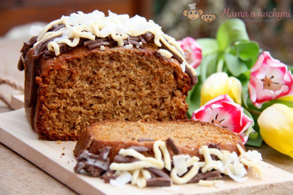 Kokosová buchta z domácí pekárny (od 2 – 3 let)