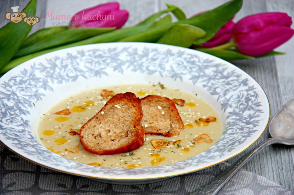 Fenyklovo-bramborová krémová polévka (od 6 měsíců)