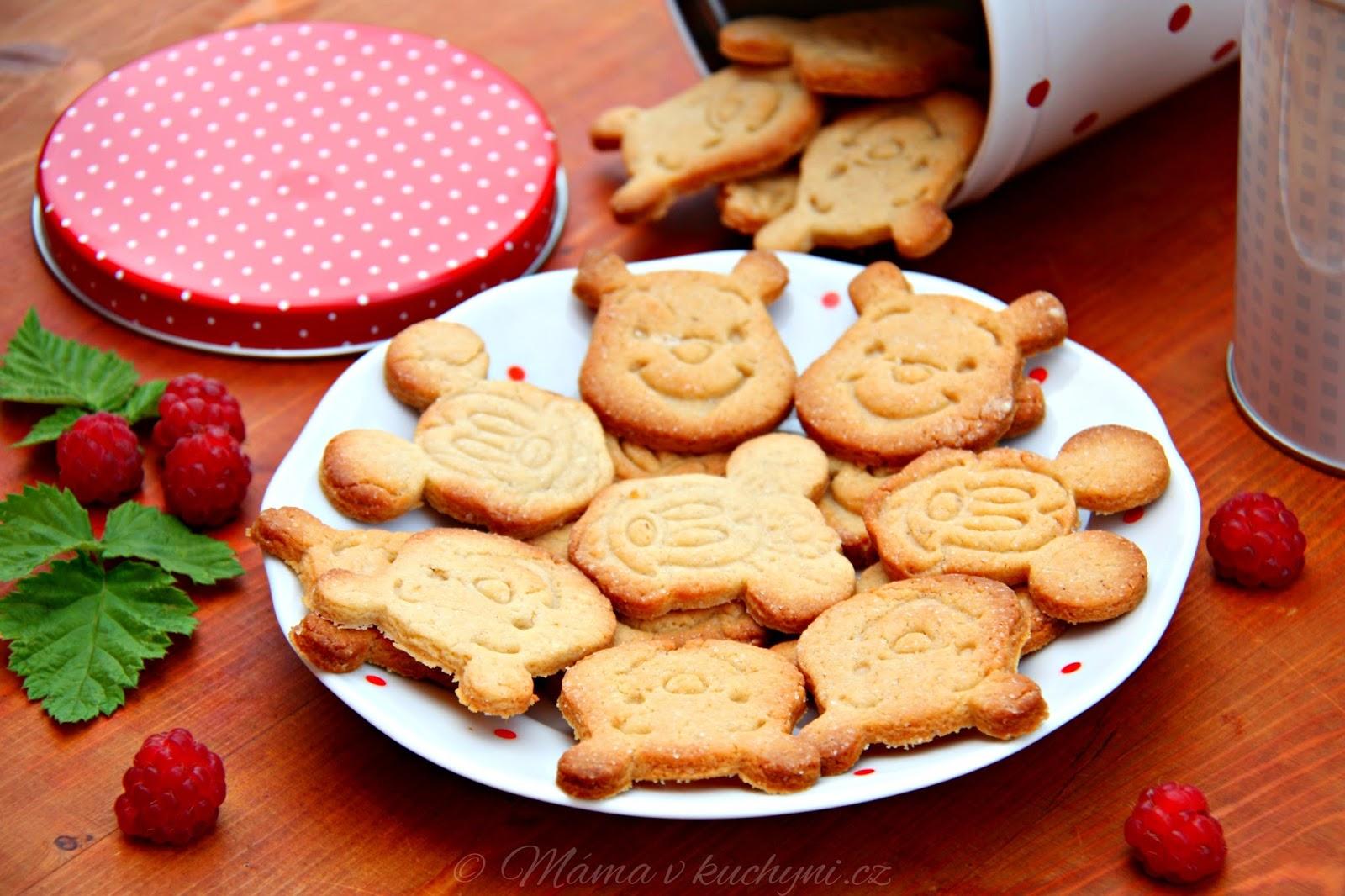 Sezamové sušenky (od 2 – 3 let)