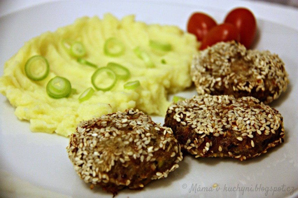 Orientální karbanátky s quinoou (od 1 roku)