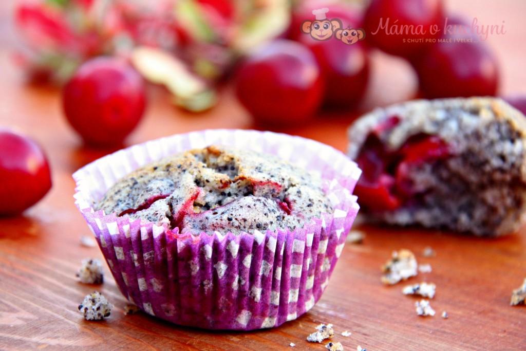Makové muffiny (od 2 – 3 let)