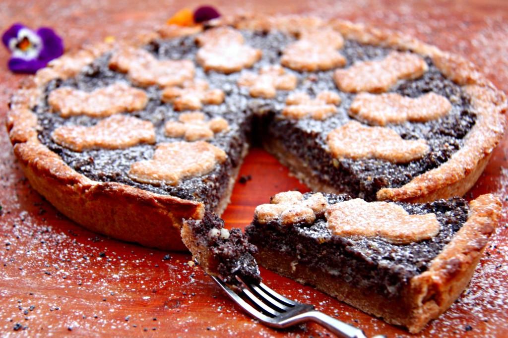 Celozrnný makový koláč (od 2 – 3 let)