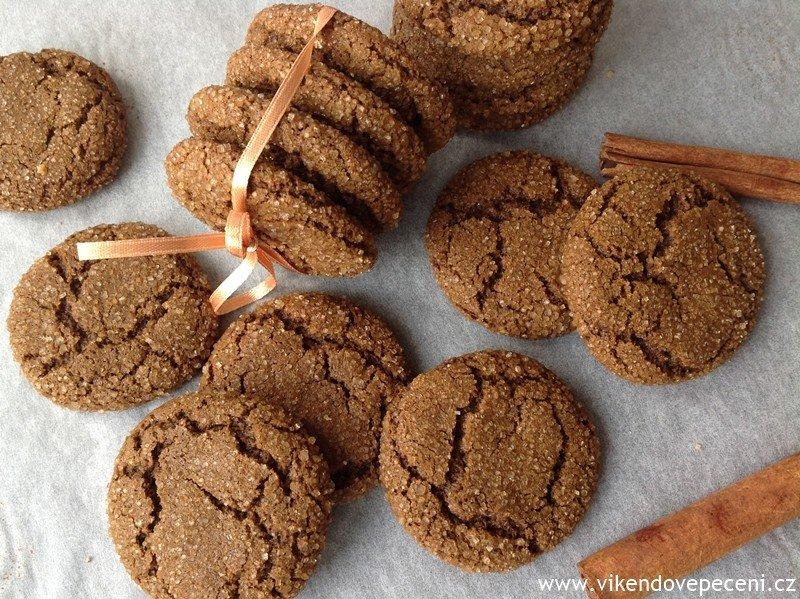 Melasové cookies