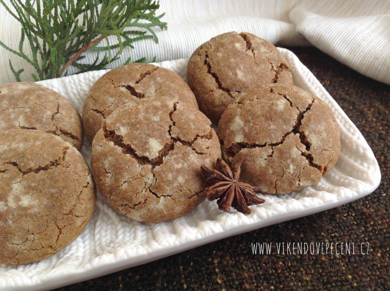 Perníčkové cookies