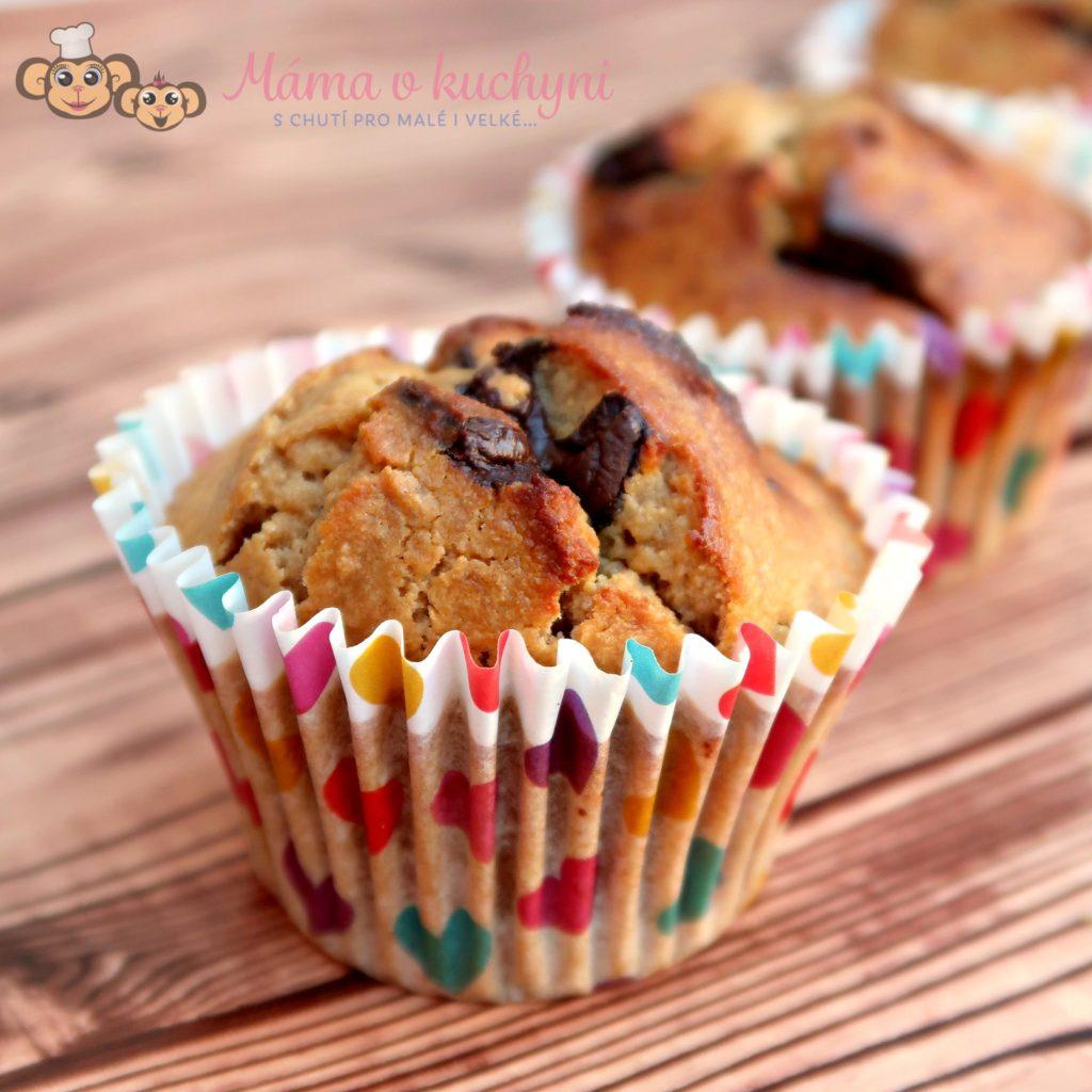 Kokosové muffiny (od 2 – 3 let)