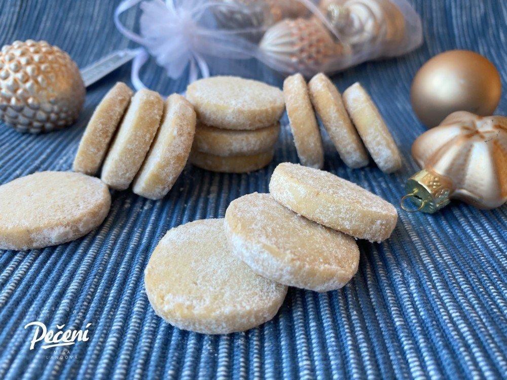 Dukátky z kešu ořechů