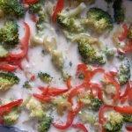Snadná a rychlá večeře – pekáč s brokolicí