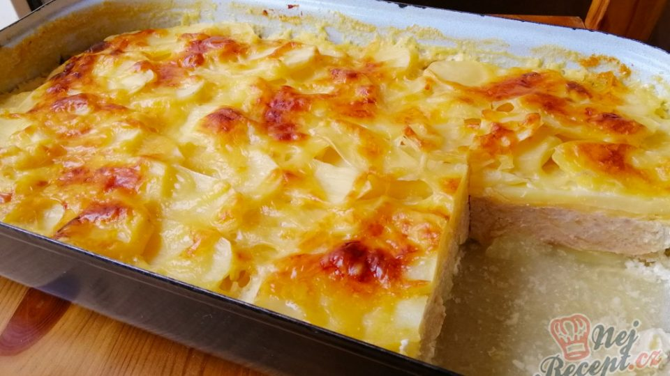 Veršované brambory z jednoho pekáčku, které jsou chutnější než klasické francouzské