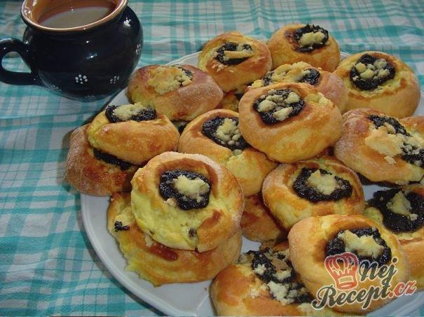 Moravské koláče jako od babičky