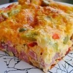 Rychlá zapékaná omeleta
