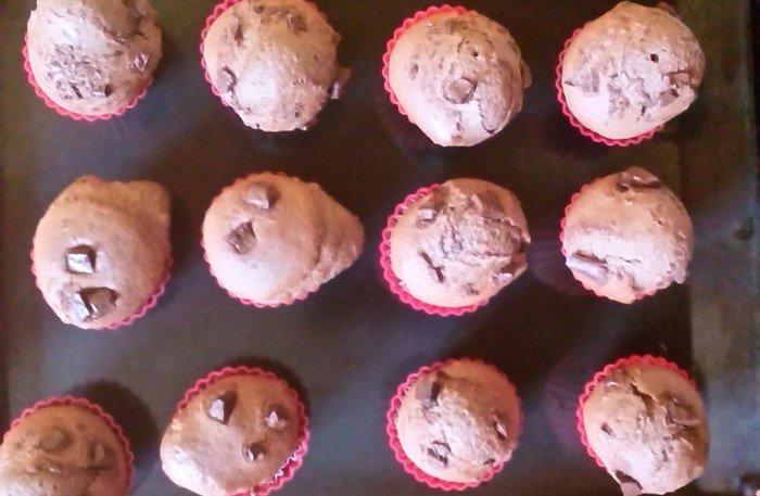 Muffiny podle Klárky